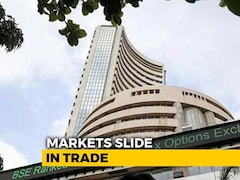 Video: Sensex, Nifty Plunge On Weak Global Cues; Banking, Metal Stocks Worst Hit
