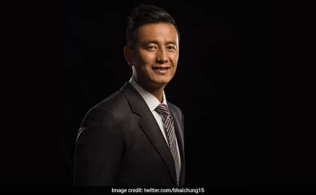 Bhaichung Bhutia Said Stakeholders Of Indian Football Need To Drop Their Egos