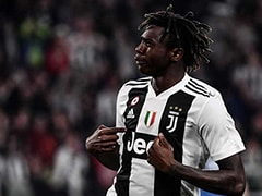 Moise Kean Steps Up In Cristiano Ronaldo