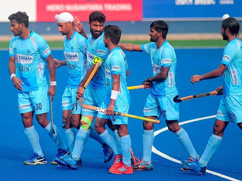 Sultan Azlan Shah Cup: India Beat Poland By 10-0 Goals