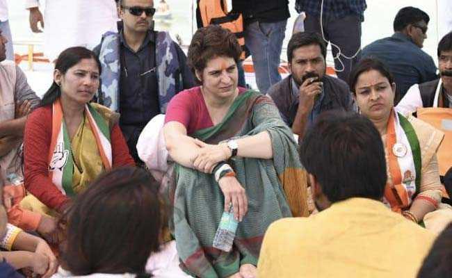 """Elections Are Picnic For Gandhi Family"": BJP Leader Jabs Priyanka Gandhi"