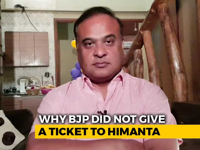 Northeast Turmoil Behind BJP's Himanta Biswa Sarma Re-Think: Sources