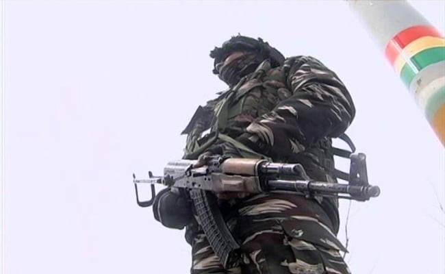 CRPF Personnel Accidentally Shoots Self Outside Mukesh Ambani's House, Dies