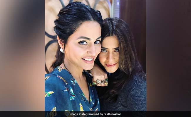 Hina Khan Replaced By This Actress As Komolika In Ekta Kapoor's Reboot Of Kasautii Zindagii Kay