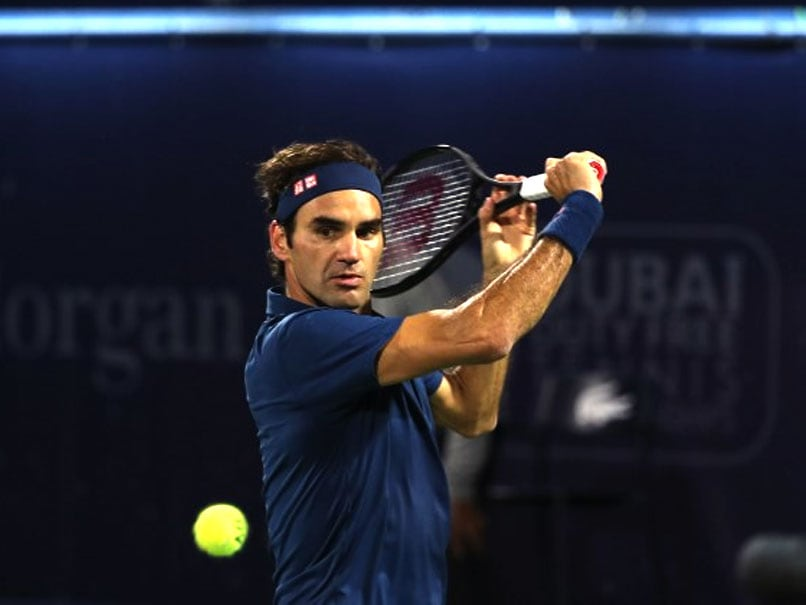 Swiss Great Roger Federer Shies Away From Superman Tag