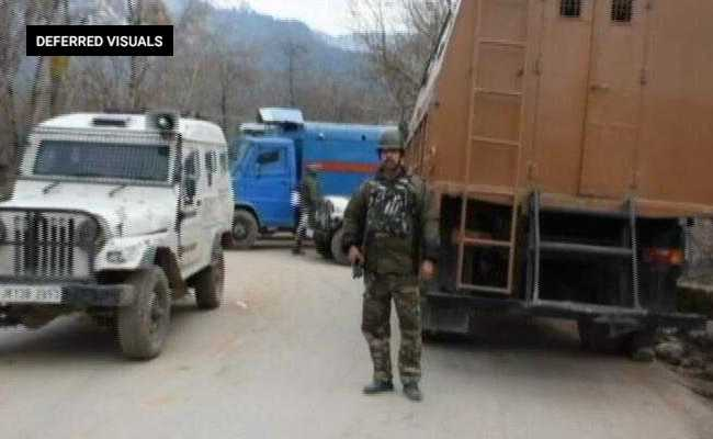 Two Terrorists Killed In Encounter In Jammu And Kashmir's Anantnag