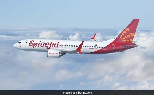 Two SpiceJet Pilots Suspended For Runway Incursion At Delhi Airport