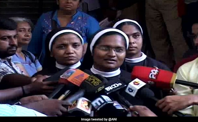 Nun Who Protested Against Kerala Bishop Says Witnesses In 'Extreme Fear'