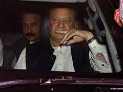 Ex-Pak PM Nawaz Sharif To Return To Jail As 6-Week Bail Expires