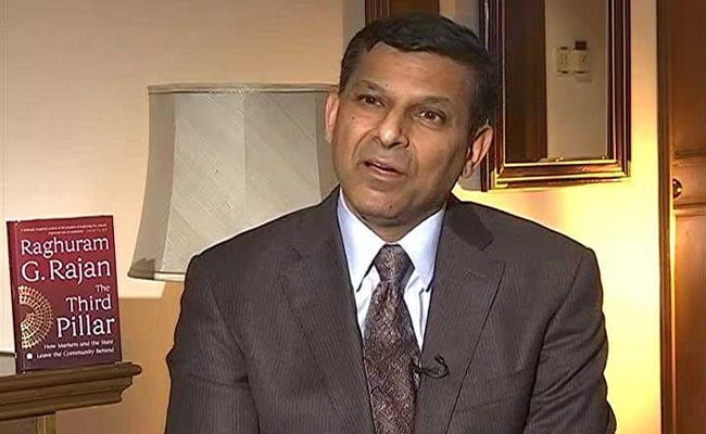'Need To Be Frightened Out Of Complacency': Raghuram Rajan On GDP Numbers