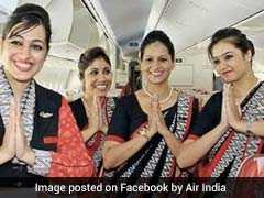 With All-Women Crew, Air India To Celebrate International Women's Day