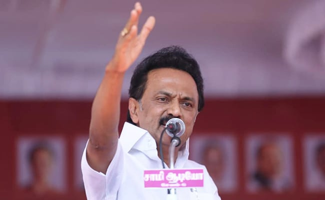 AIADMK Slams MK Stalin For His Remarks On Jayalalithaa Probe Panel