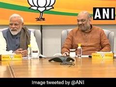 Poll Body's Notice To BJP Member Sharing <i>Main Bhi Chowkidar Hoon</i> Video