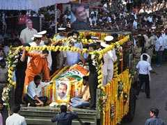Manohar Parrikar Cremated With State Honours, Thousands Join Procession
