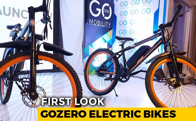 Video : GoZero Electric Bikes First Look