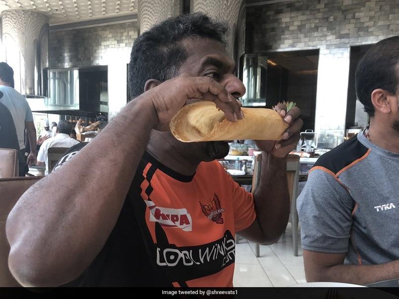 Muttiah Muralitharan Goes On