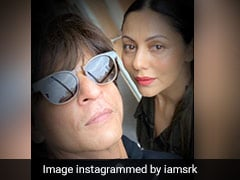 Shah Rukh Khan's Post On World Theatre Day Comes With A Special Message For Gauri Khan