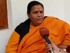 Senior BJP leader Uma Bharti has blamed the Congress's current crisis in Rajasthan and the one in Madhya Pradesh on Rahul Gandhi. It is Rahul Gandhi's