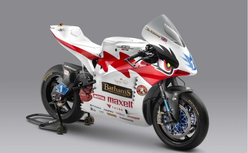 The Mugen Shinden Hachi features updated bodywork for 2019