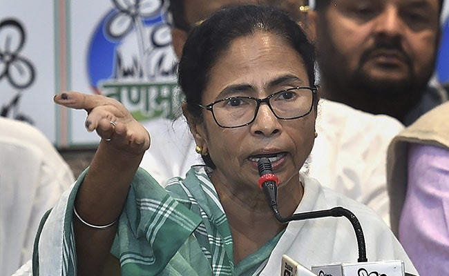 Elections 2019-'Central Forces Asking People To Vote For BJP': Mamata Banerjee