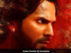 <i>Kalank</i> First Poster: Varun Dhawan 'Flirts With Life And Danger' As Zafar