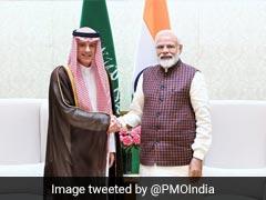 Saudi Arabia Foreign Minister Meets PM Modi Days After Pakistan Visit