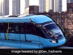 Mumbai Monorail, Country's First Monorail Network, Now Fully Operational