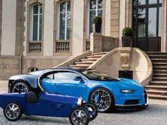 बुगाटी ने पेश की लिमिटेड एडिशन बेबी 2 इलैक्ट्रिक कार, बिक गईं सभी 500 यूनिट