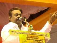 Upset Over Seats, Actor Vijayakanth's DMDK Quits AIADMK-BJP Alliance