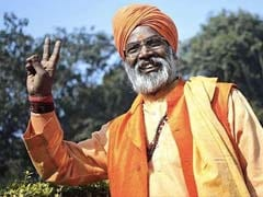 BJP's Sakshi Maharaj Forcibly Quarantined In Jharkhand For Violating Rule