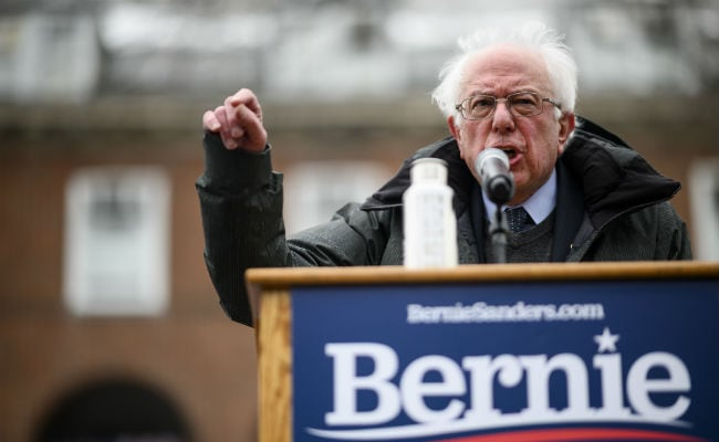 Man Sent To Prison For Threatening To Kill Bernie Sanders In 'ISIS-Style'