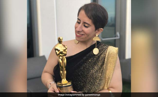 Oscar Winning-Film Period. End Of Sentence Producer Says She Once Sold Her House To Make A Film