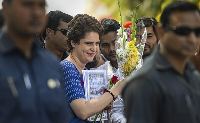 'Why Not Varanasi,' Quips Priyanka Gandhi Vadra On Request To Fight Polls