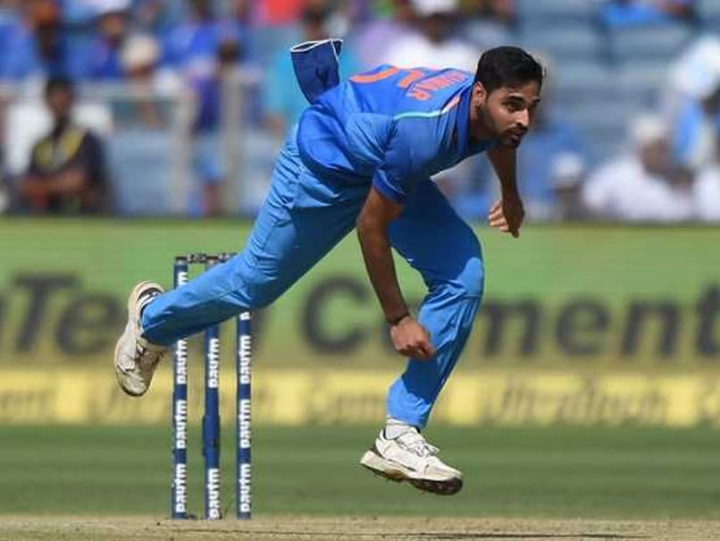 Bhuvneshwar Kumar Not Worried About World Cup, Focussed On Consistency
