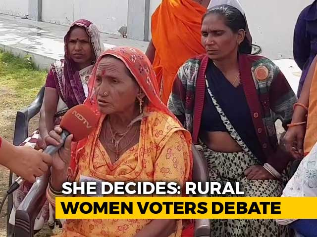 Video : Rural Women Voters Debate: Have Social Welfare Schemes Worked?