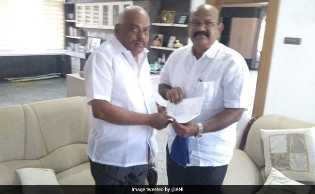 Karnataka Lawmaker Quits Congress. 'Sold Himself To BJP,' Says Party