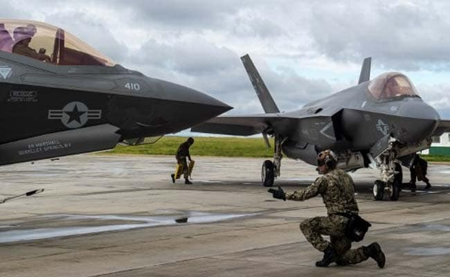 US Navy's Version Of F-35 Jet 'Ready For Combat'