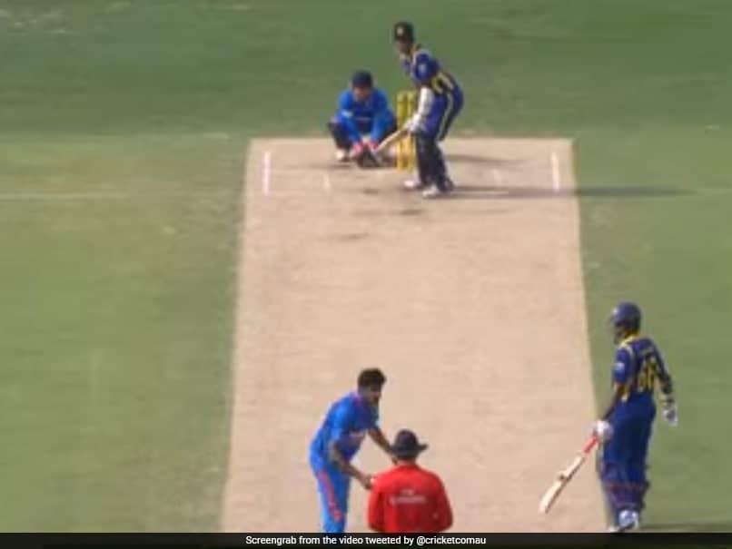 Ravichandran Ashwin Mankaded Another Batsman Before Jos Buttler - Watch