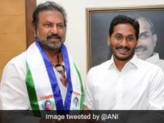 Telugu Actor Manchu Mohan Babu Joins YSR Congress Party