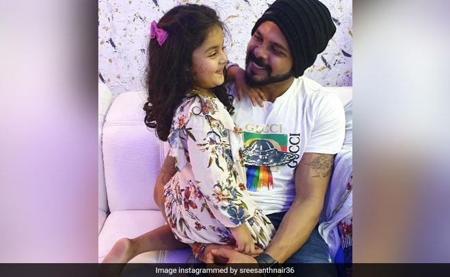 श्रीसंत ने बेटी को सिखाया क्रिकेट, Video देख फैंस ने कह दी ये बात