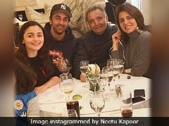 Rishi Kapoor 'Eager To Return' Home As He Has A 'Wedding To Plan.' Ranbir's?