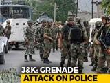 Video : 3 Policemen Injured In Grenade Attack In Jammu And Kashmir's Sopore