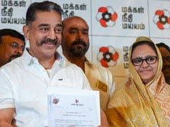 Kamal Haasan's Party Releases First List For Polls, But He's Not On It