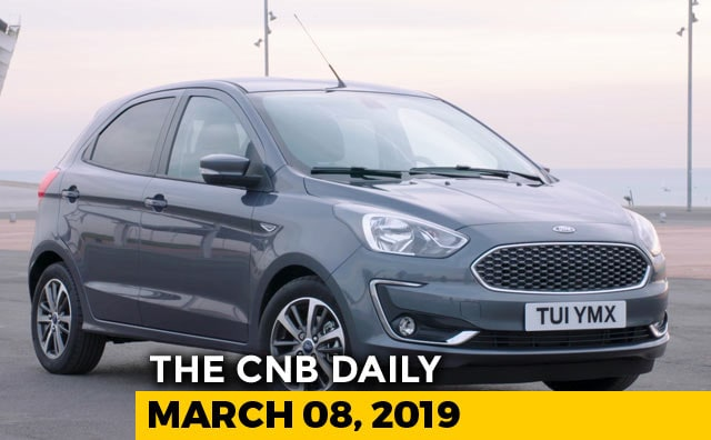 Video : New Ford Figo, No Diesel For Tata Small Cars, Honda Civic Bookings
