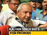 "Video : ""Society Needs PM Modi"": Governor Kalyan Singh Channels BJP <i>Karyakarta</i>"