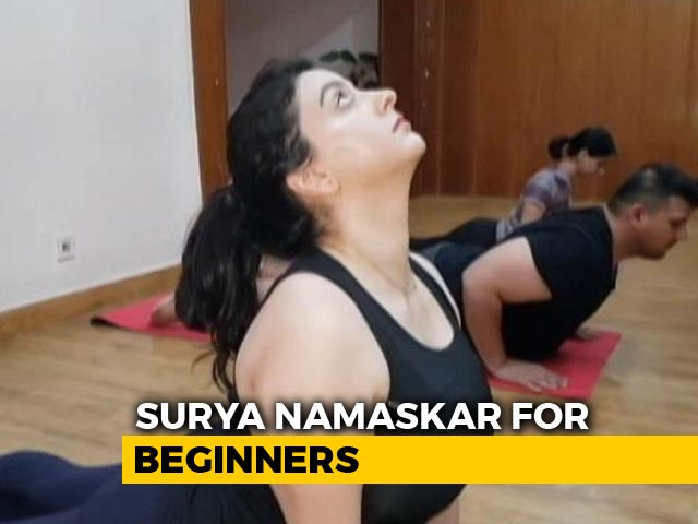 Video : Health Benefits Of Surya Namaskar