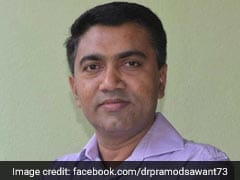 Pramod Sawant, Goa's New Chief Minister, Is An Ayurveda Practitioner