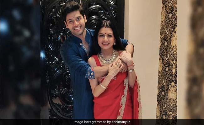 Why Maine Pyar Kiya Star Bhagyashree's Son Abhimanyu Doesn't Think He 'Belongs' In Bollywood