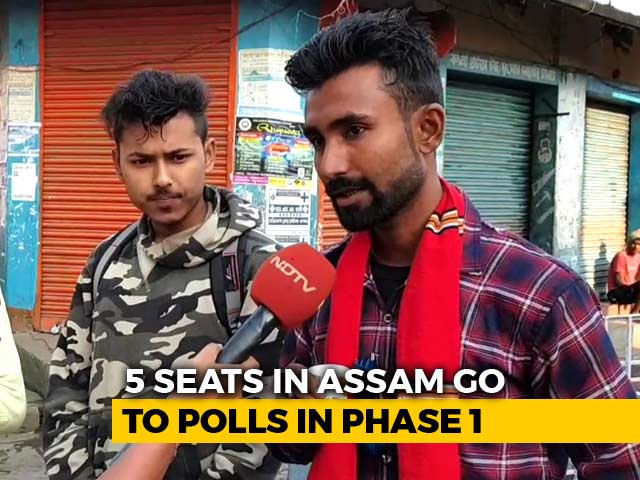 Video : Voters In Assam's Tea Town Want BJP To Act Against Illicit Liquor