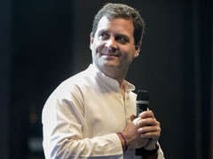 Consulted Raghuram Rajan On Minimum Income Guarantee Scheme: Rahul Gandhi
